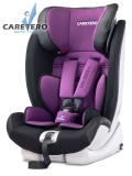Autosedačka CARETERO Volante Fix purple 2016