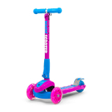 Koloběžka Milly Mally Magic Scooter pink-blue