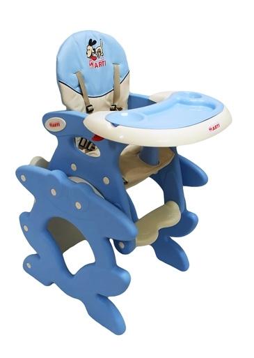 Jídelní židlička ARTI Betty Pejsek BC Dětská jídelní židlička rozkládací