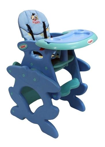 Jídelní židlička ARTI Betty Pejsek BG Dětská jídelní židlička rozkládací