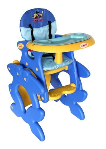 Jídelní židlička ARTI Betty Pejsek BY Dětská jídelní židlička rozkládací