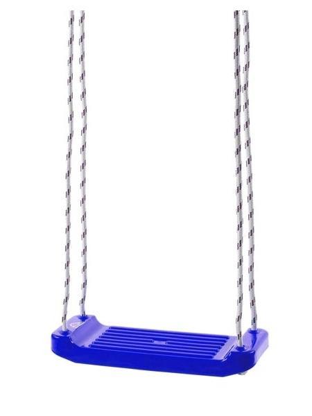 Dětská houpačka - prkénko modré Houpací prkénko plastové