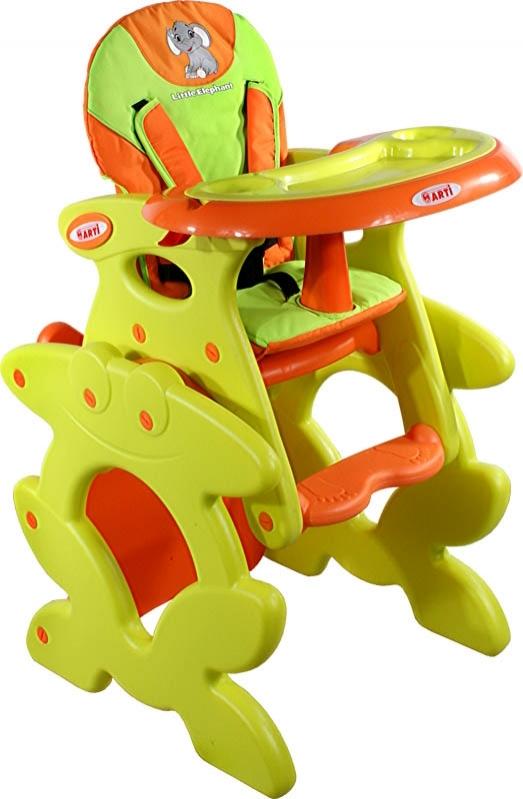 Jídelní židlička ARTI Betty Sloník G Dětská jídelní židlička rozkládací