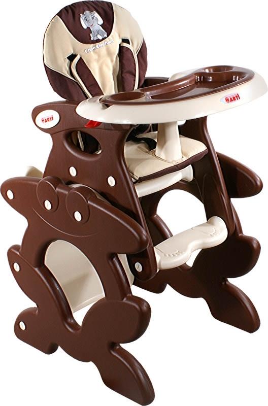 Jídelní židlička ARTI Betty Sloník BED Dětská jídelní židlička rozkládací