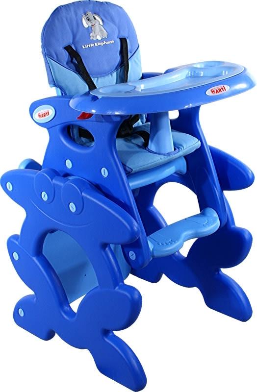 Jídelní židlička ARTI Betty Sloník B Dětská jídelní židlička rozkládací
