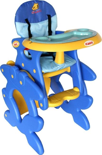 Jídelní židlička ARTI Betty Tygřík Dětská jídelní židlička rozkládací