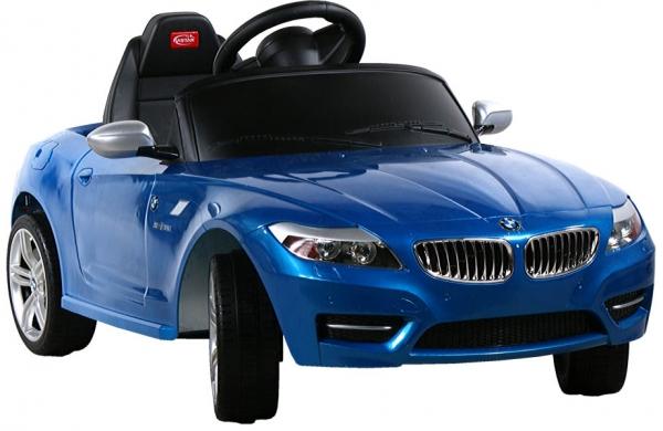 Elektrické auto ARTI BMW Z4 Blue Elektrické auto pro 1 dítě s dálkovým ovládáním