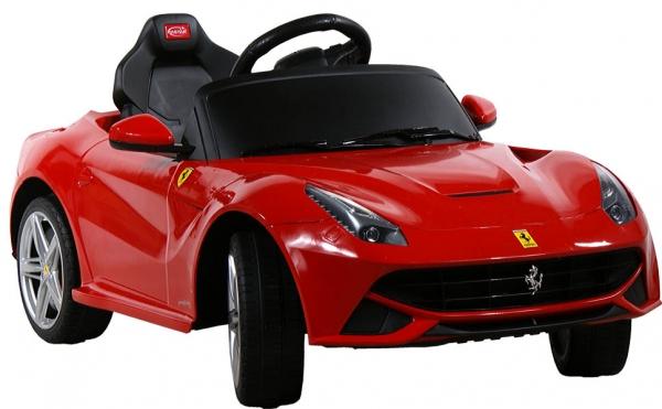 Elektrické auto RASTAR Ferrari F12 Berlinetta Dětské elektrické auto s dálkovým ovládáním