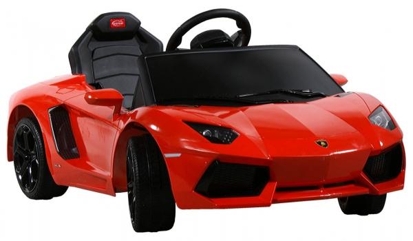 Elektrické auto RASTAR Lamborghini Aventador Dětské elektrické auto s dálkovým ovládáním