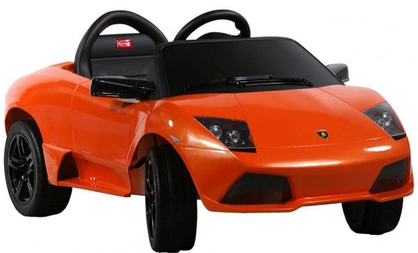 Elektrické auto RASTAR Lamborghini Murcielago Dětské elektrické auto s dálkovým ovládáním