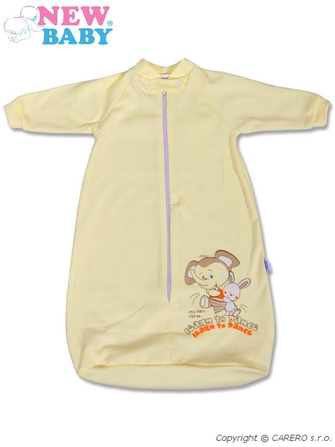 Spací pytel kojenecký Sloník 68 Dětský spací pytel
