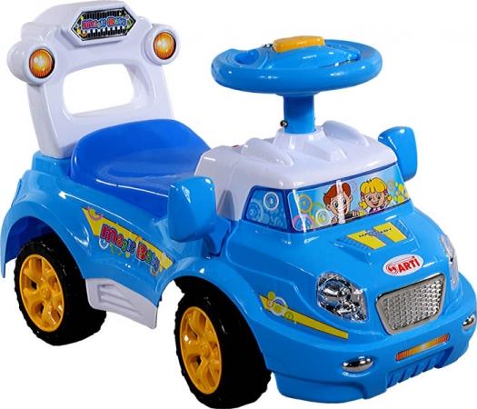 Odrážedlo auto ARTI 376 Truck Car blue Odrážecí auto pro děti