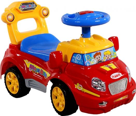 Odrážedlo auto ARTI 376 Truck Car red Odrážecí auto pro děti