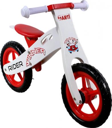 Odrážedlo kolo ARTI Rider Winner Rer Odrážedlo kolo dřevěné
