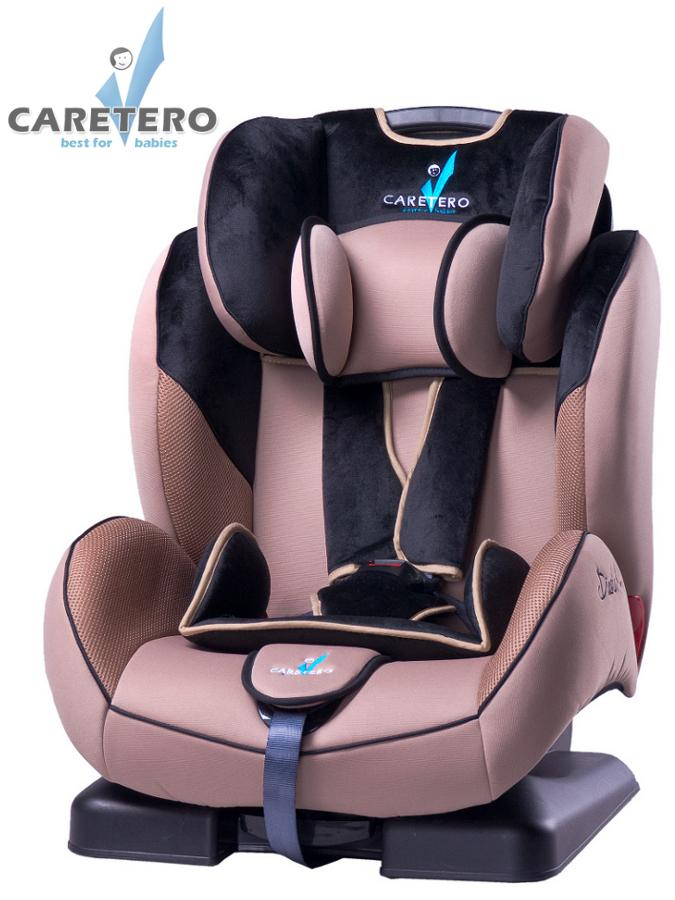 Autosedačka DIABLO XL 2016 béžová Autosedačka Caretero
