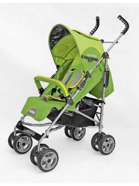 Kočárek sportovní VENUS New green Dětský golfový kočárek Milly Mally