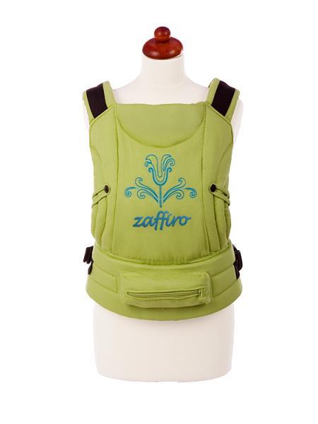 Dětské nosítko Womar Zaffiro ECO green Klokánka pro děti od 3 do 36 měsíců