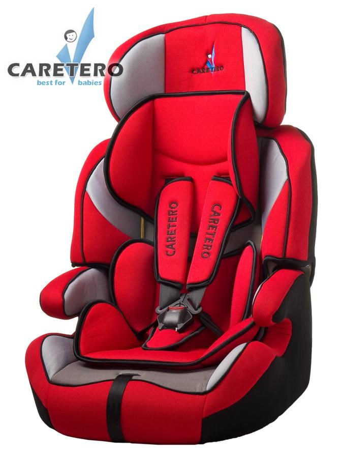 Autosedačka Caretero FALCON new red Autosedačka CARETERO