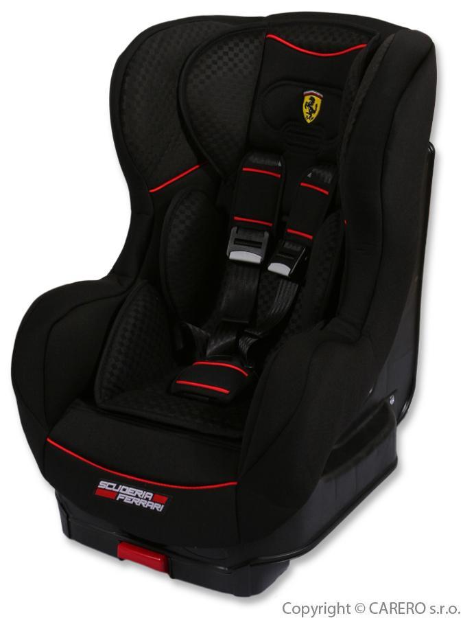 Autosedačka Nania Cosmo Sp Lx Ferrari Gran Tourismo Black Autosedačka Nania Cosmo