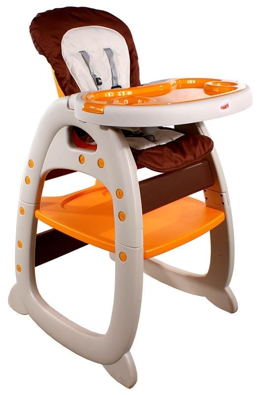Dětská jídelní židlička New Style beige Jídelní židlička rozkládací Arti