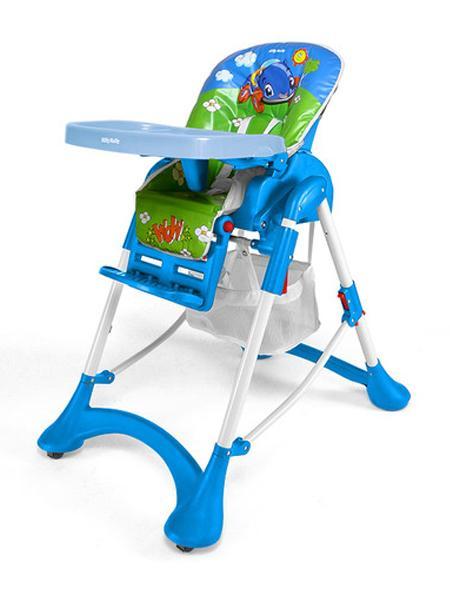 Jídelní židlička ACTIVE 2014 Car Skládací jídelní židlička Milly Mally