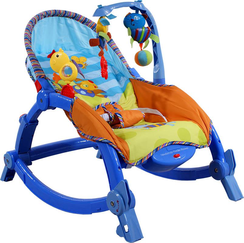 Houpací lehátko Arti Soft-Play Blue Bird Dětské houpací lehátko s funkcemi