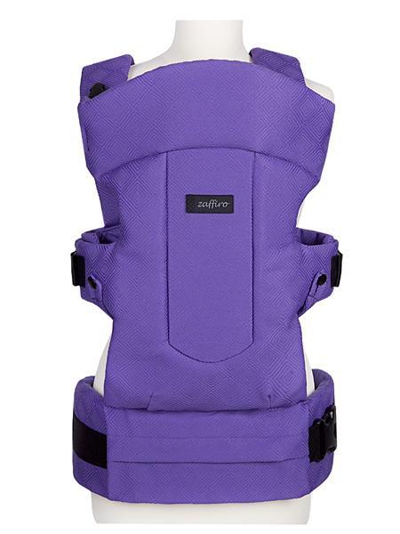 Dětské nosítko Womar Zaffiro Diamond violet Klokánka pro děti Womar Zaffiro