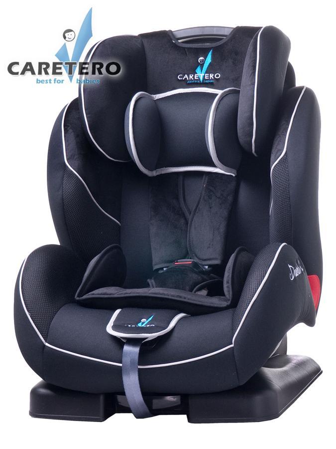 Autosedačka DIABLO XL 2016 černá Autosedačka Caretero