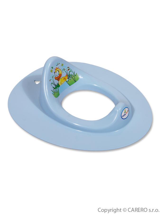 Dětské WC sedátko Balbínka blue Nástavec na WC sedátko