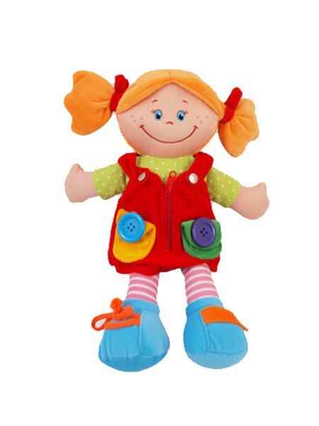 Hadrová panenka holčička Hadráček holčičky