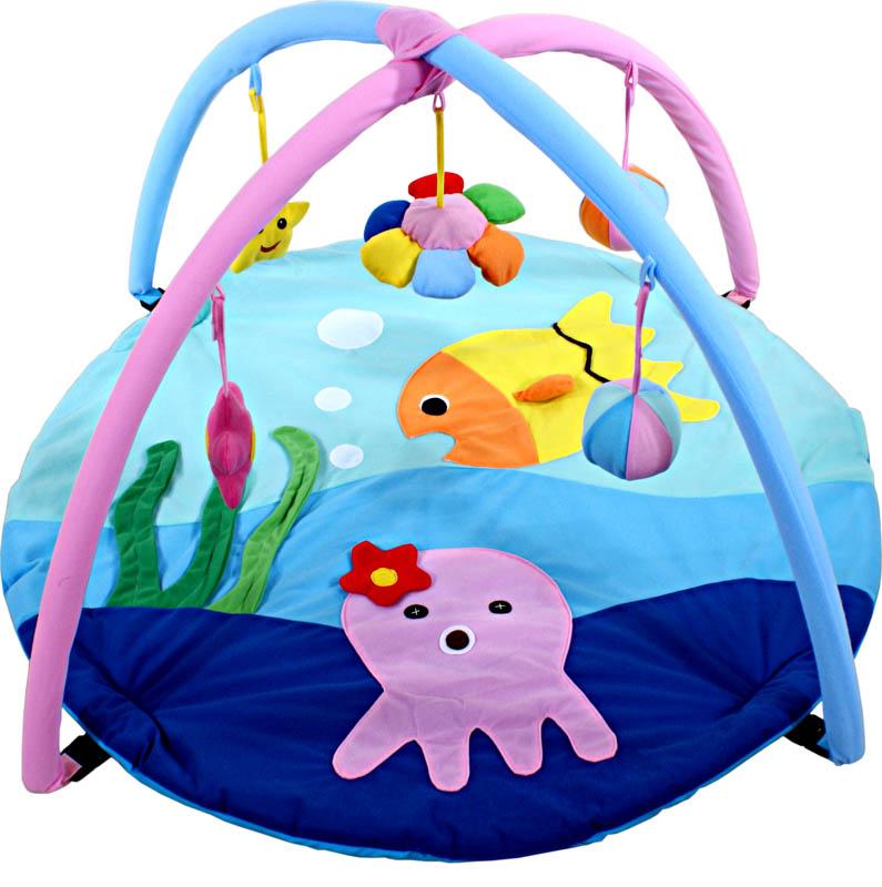 ARTI Hrací deka Ocean Blue Hrací deka s hrazdičkou