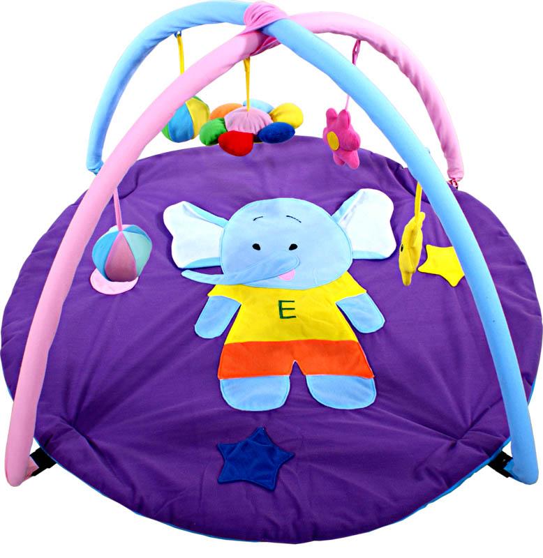 ARTI Hrací deka Elephant Blue Hrací deka s hrazdičkou