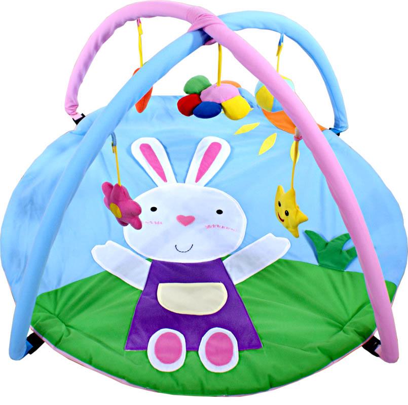 ARTI Hrací deka Rabbit Blue Hrací deka s hrazdičkou