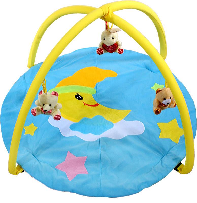 ARTI Hrací deka Moon Blue Hrací deka s hrazdičkou