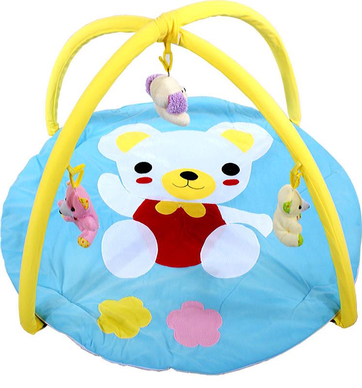ARTI Hrací deka Bear Blue 2 Hrací deka s hrazdičkou
