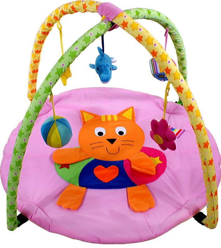 ARTI Hrací deka Kitty Pink Hrací deka s hrazdičkou