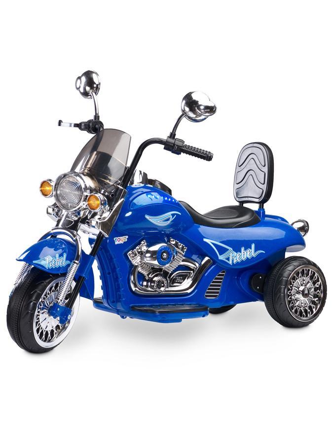 Elektrická motorka Toyz Rebel blue Dětská elektrická motorka Toyz