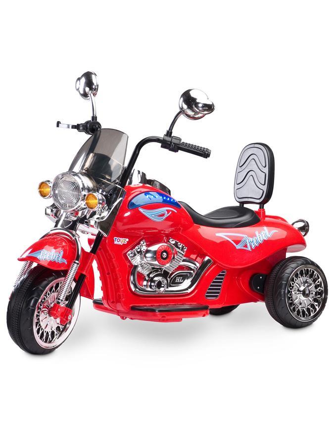 Elektrická motorka Toyz Rebel red Dětská elektrická motorka Toyz