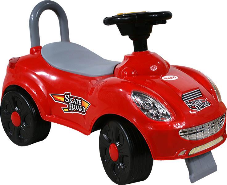 Arti Odrážedlo Skate Car red Odrážecí auto pro děti