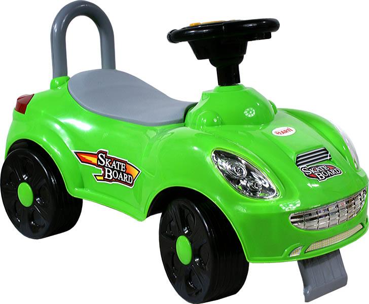Arti Odrážedlo Skate Car green Odrážecí auto pro děti