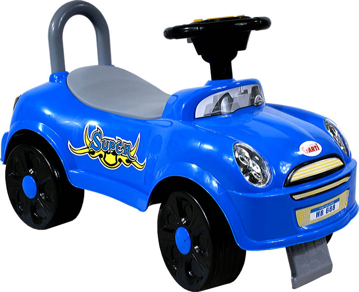 Arti Odrážedlo Super Car blue Odrážecí auto pro děti