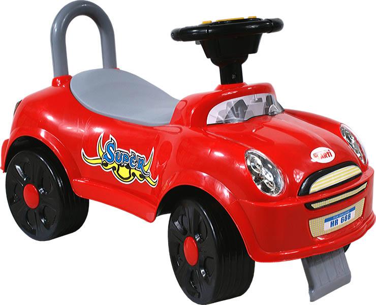 Arti Odrážedlo Super Car red Odrážecí auto pro děti