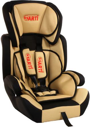 Autosedačka ARTI Safety Multi coffe Dětská autosedačka ARTI 9-36 kg
