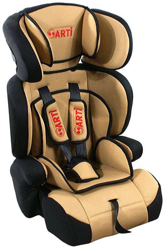 Autosedačka ARTI Safety New coffe Dětská autosedačka ARTI 9-36 kg