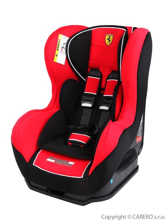 Autosedačka Nania Cosmo Sp Corsa Ferrari 2015 Autosedačka Nania FERRARI Cosmo