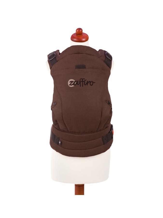 Dětské nosítko Zaffiro ECO Design brown Klokánka pro děti od 3 do 36 měsíců