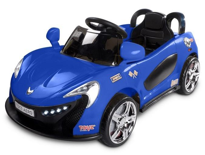 Dětské auto TOYZ Aero blue na baterii Elektrické autíčko pro děti Toyz