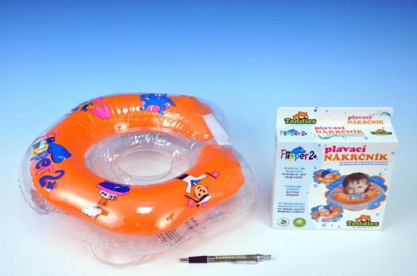 Plavací nákrčník Flipper 2+ Plavací kruh pro nejmenší