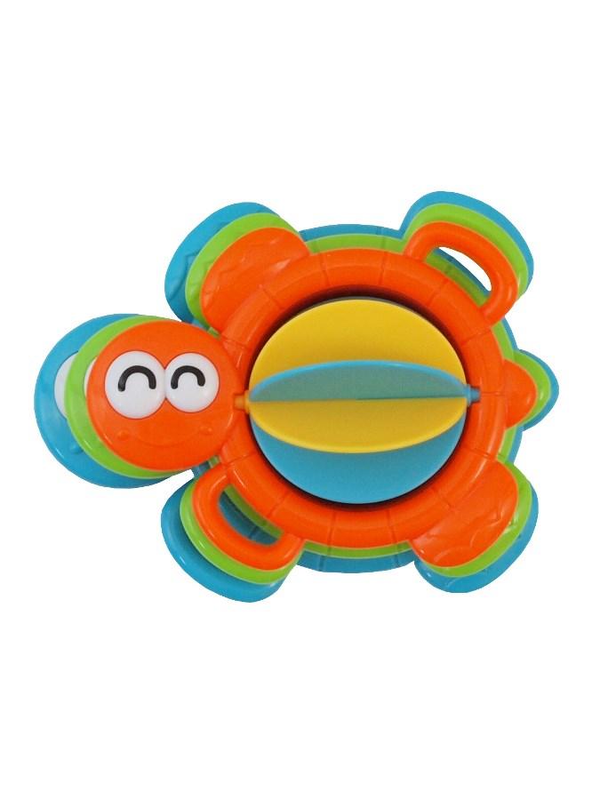 Hračka do vany Baby Mix želvička Edukační hračka do vany