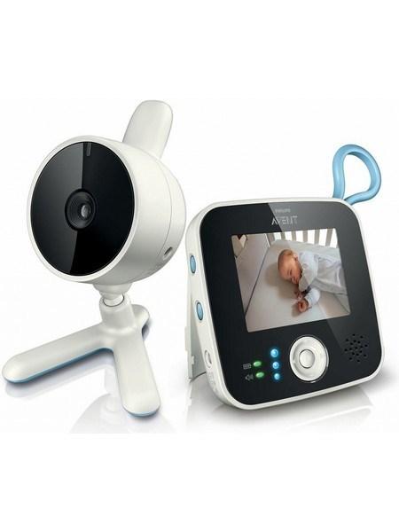 Digitální video chůvička Avent SCD 610 Chůvička AVENT SCD 610 s video přenosem